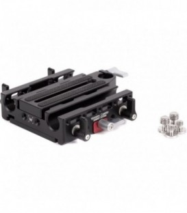 Wooden Camera 222100 - Unified Baseplate (for Canon & Sony cameras)