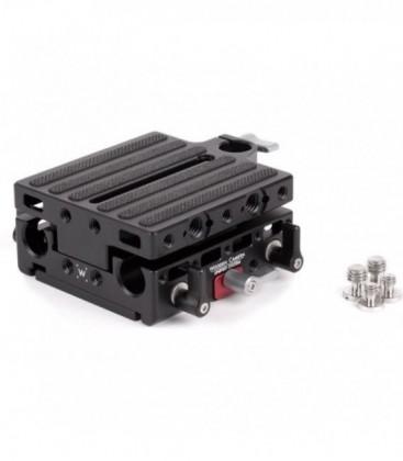Wooden Camera WC-222400 - Unified Baseplate (Sony FS5, VariCam LT, VariCam 35)