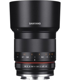 Samyang F1223210101 - 50mm F1.2 Fuji X (Black) CSC