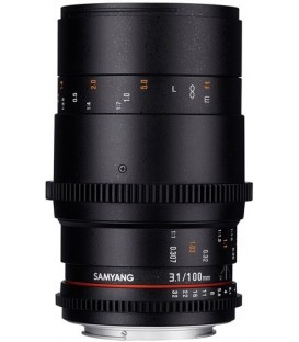 Samyang F1312308101 - 100mm T3.1 Samsung NX