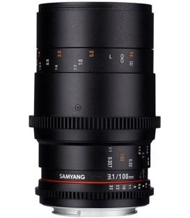Samyang F1312310101 - 100mm T3.1 Fuji X