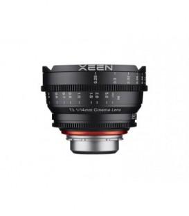 Samyang F1510609101 - 14mm T3.1 FF Cine MFT