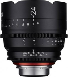 Samyang F1510801101 - 24mm T1.5 FF Cine Canon