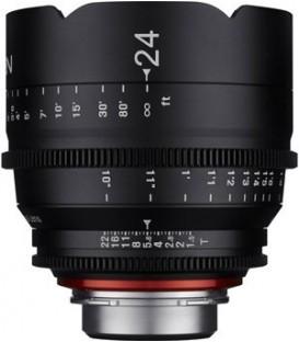 Samyang F1510803101 - 24mm T1.5 FF Cine Nikon F
