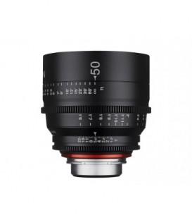 Samyang F1511103101 - 50mm T1.5 FF Cine Nikon F