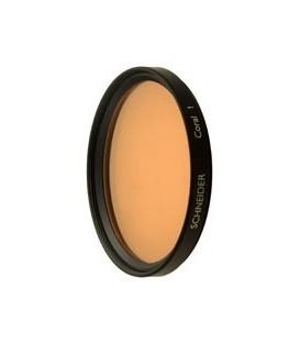 Schneider 68-101337 - 37mm Screw-In Filters Coral 1