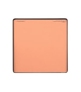 Schneider 68-101433 - 3x3 Square Drop-In Filters Coral 1/4