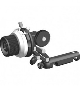 Alphatron ALP-PP-15-Double - Alphatron ProPull 15mm double Follow Focus KIT 2 bar clamping