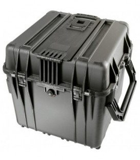 Pelicase 0340-004-110E - Cube Case with dividers, black