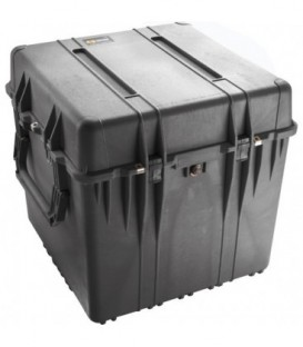 Pelicase 0370-001-110E - Cube Case without foam, black