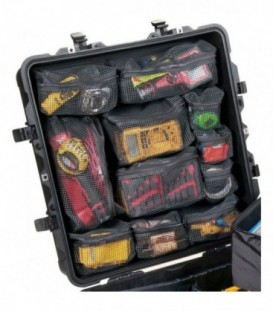 Pelicase 0370-510-000E - Lid Organizer for 0370 Cases