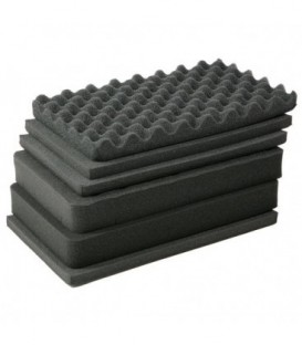 Pelicase 0550-400-110E - 6-Piece Foam Set for 0550 Cases
