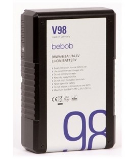 Bebob V98 - V-Mount battery 14.4V/6.8Ah