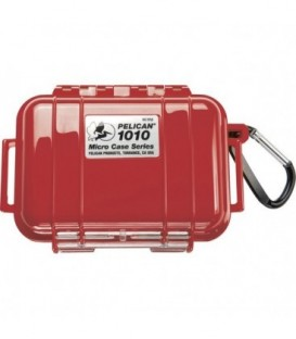 Pelicase 1010 - MicroCase red
