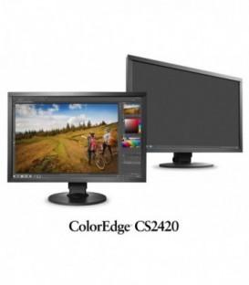 Eizo CS2420 - 24.1 inch LCD Monitor, Black, ColorNavigator License Pack