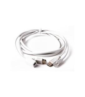 LMP USB-C DP-si-10 - USB-C to DisplayPort Adapter, 10 pack