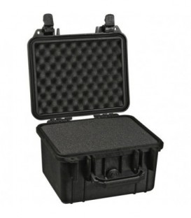 Pelicase 1300-000-110E - Protector Case, With Foam, black