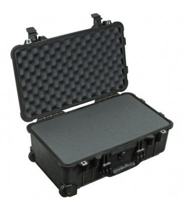 Pelicase 1510-000-110E - Carry On Case, With Foam, Black