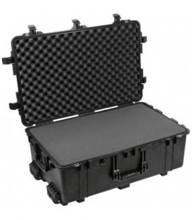 Pelicase 1650-020-110E - Protector case with foam, Black