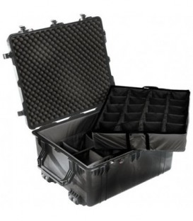 Pelicase 1690-004-110E - Protector case black with divider