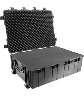 Pelicase 1730-000-110E - Transport Case with foam, Black