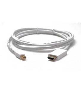 LMP MDP-HDMI VA-2m-50 - Mini-DisplayPort to HDMI cable (V & A), 50 pack