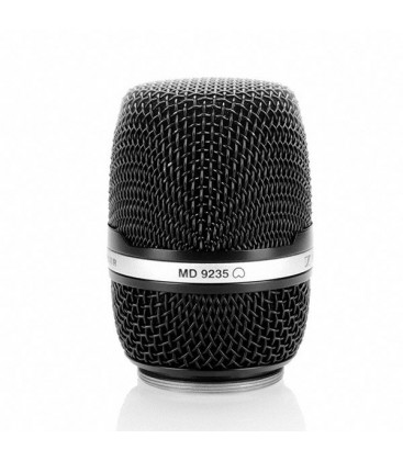 Sennheiser MD9235-NI/BK - Microphone Head, Dynamic, Super Cardioid, black/nickel
