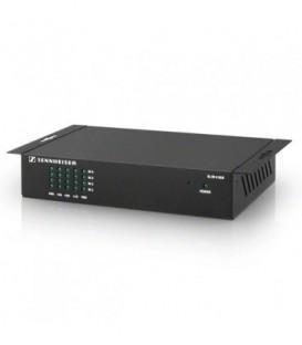 Sennheiser SL-DI4-XLR - 4 XLR four input Dante preamp