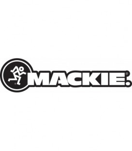 Mackie Cover DC16 - Nylon dust cover, black, for DC16
