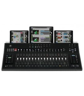 Mackie DC16 - Control surface for DL32R 32 channel digital mixer