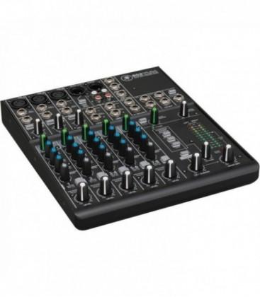 Mackie 802VLZ4 - 8 x 2 Audio Mixer, 3 Mic Inputs, 2x Stereo Line