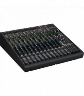 Mackie 1642VLZ4 - 16 x 4 x 2 Audio Mixer, 10 Mic Inputs, 4x Stereo Line