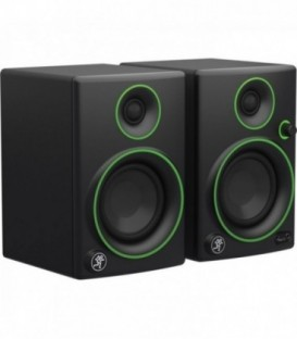 Mackie CR3 - Active Studio Monitor, 3 inch Bass 1 inch Treble