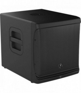 Mackie DLM12S - Active Subwoofer, 12 inch, 2 inputs, Crossover, DSP, 2000W Class D