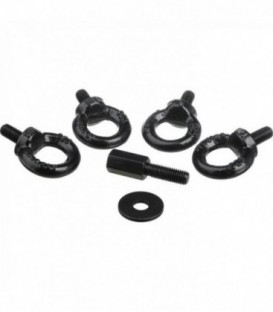 Mackie PA-A1 - Ring Screw Set (4pcs.) on SRM 450 / C 300