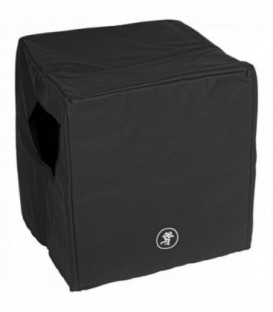 Mackie Cover Thump18S - Nylon Dust Cover, Black, for THUMP 18S