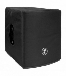 Mackie Cover SRM1850 - Nylon Dust Cover, Black, for SRM 1850