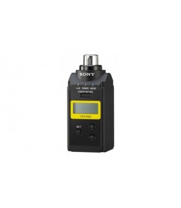 Sony UTX-P03//K E - UHF Synthesized Transmitter
