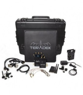 Teradek TER-BOLT-995-1G - BOLT Pro 3000 HD-SDI / HDMI Wireless Video TX / RX Deluxe Kit