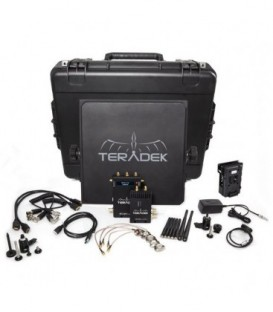 Teradek TER-BOLT-995-1V - BOLT Pro 3000 HD-SDI / HDMI Wireless Video TX / RX Deluxe Kit