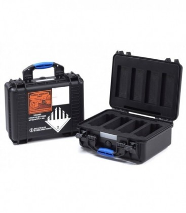 Blueshape BX4 - 4-Battery UN Certified Flight Case