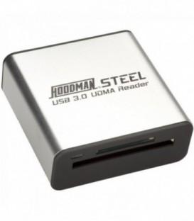 Hoodman STEELUSB3 - Hoodman Steel USB 3.0 Reader