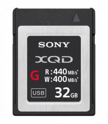 Sony QDG32E - 32 GB XQD G Series memory card for professional shooting