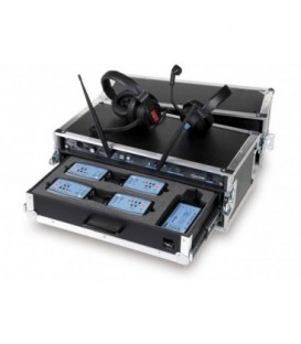 Altair WBFC-200F - Flight-Case for a complete monochannel Wireless System