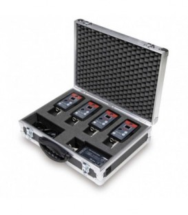 Altair WBFC-212 - Flight-Case for 8 Beltpacks Extreme + 2 Chargers WBPC-210