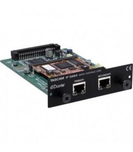 Tascam IF-DA64 - Dante Interface Card for DA-6400