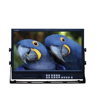 ViewZ VZ-241N - 24 inch Native HD resolution 3G monitor