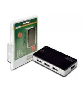 Digitus iHub7 - iHub 2.0 - 7 Port USB 2.0 Hub