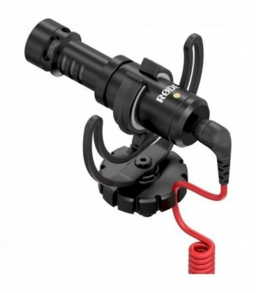 Rode VideoMicro - Condenser microphone for video cameras