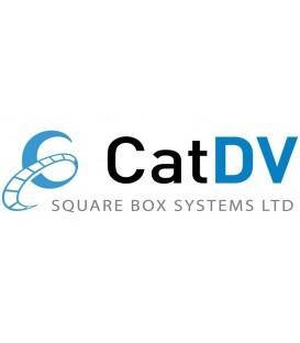 CatDV PRO12 - Export XML in custom XML format